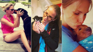 Piszą o niej światowe media. Była modelka z Polski uczy wrażliwości do zwierząt