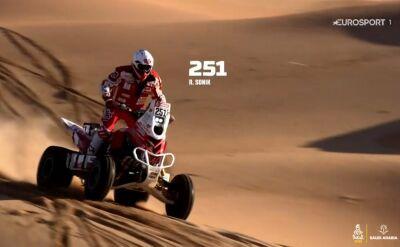Sonik wygrał 11. etap Rajdu Dakar
