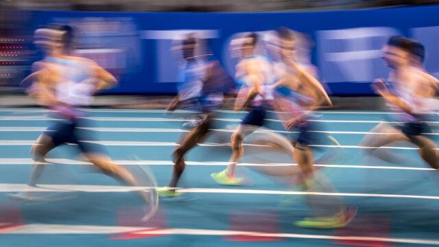 14-letni biegacz popłakał się z bezsilności. Sędzia nie dopuścił go do startu