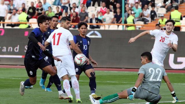 Irańskie kluby i reprezentacja z zakazem. Nie mogą grać w swoim kraju