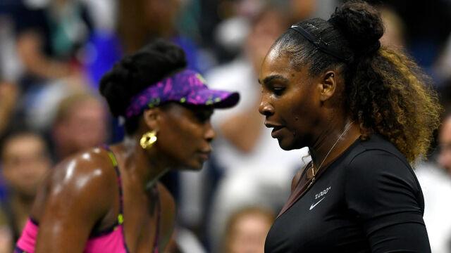 Siostry Williams wpadły na siebie. Linette zagra o ćwierćfinał