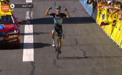 Kaemna wygrał 4. etap Criterium du Dauphine, Kwiatkowski 7.