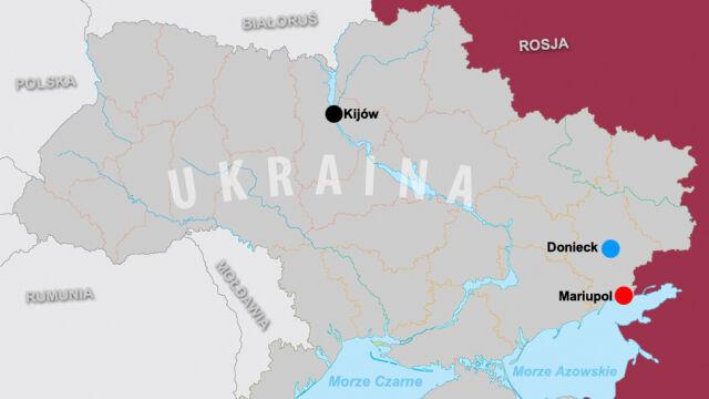 Separatyści w 10. największym mieście Ukrainy. Zajęli ratusz