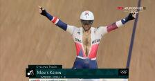 Tokio. Kenny mistrzem olimpijskim w keirinie