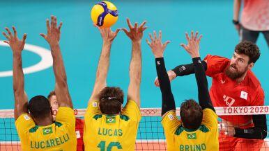 Rosjanie dokonywali cudów, Brazylijczycy odpadli