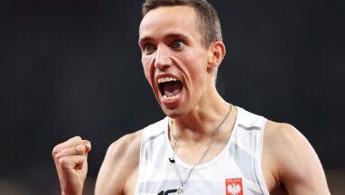 Patryk Dobek popędził po brązowy medal