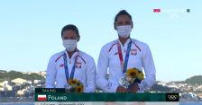 Tokio. Skrzypulec i Ogar-Hill odebrały srebrne medale w klasie 470 kobiet