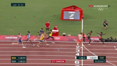 Tak Dobek biegł po upragniony medal. Taktyka perfekcyjna