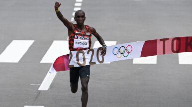 Kenijczyk obronił tytuł mistrza olimpijskiego w maratonie. Zacięta walka o srebro