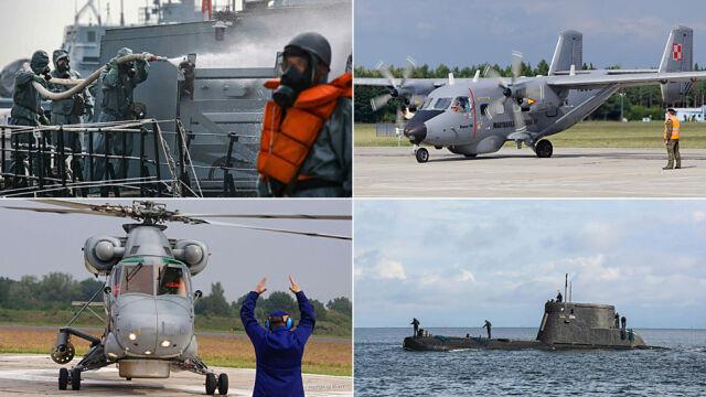 Marynarka ćwiczyła na morzu walkę z terrorystami