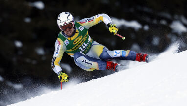 Kilde najlepszy w Val Gardenie. Zmiana lidera Pucharu Świata