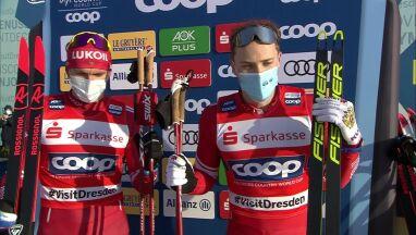 Szwajcarki i Rosjanie wygrali sprinty drużynowe w Dreźnie. Długa lista nieobecnych