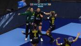 Skrót meczu Czarnogóra - Hiszpania w drugiej fazie grupowej ME w piłce ręcznej kobiet