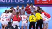 Chorwacja pokonała Niemcy w drugiej fazie grupowej ME w piłce ręcznej kobiet