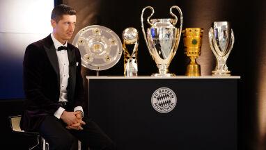 Kosmiczny rok Lewandowskiego - najlepszego piłkarza świata