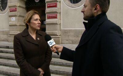 Zastępca rzecznika dyscyplinarnego wzywa do wyjaśnień sędzię Zabłudowską