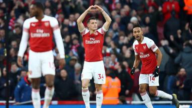 Koniec świetnej passy Solskjaera. Arsenal poskromił United