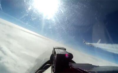 Amerykański samolot przechwycony nad Bałtykiem