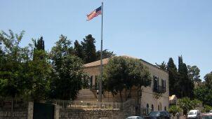 Ambasada USA w Jerozolimie wchłonęła konsulat