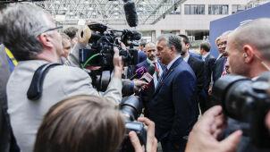 Cierpliwość do Orbana się kończy. Bruksela