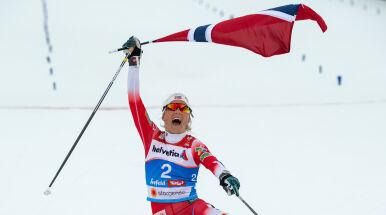Pewne zwycięstwo Johaug w Oslo
