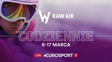 Raw Air, czyli 10 dni skoków narciarskich z rzędu na żywo w Eurosporcie 1