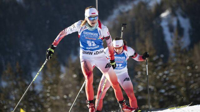 Monika Hojnisz rozpoczyna walkę o medale. Termometr pokazuje, że będzie dobrze