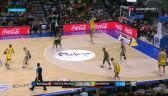 Skrót meczu Unicaja Malaga - Alba Berlin w ćwierćfinale Pucharu Europy