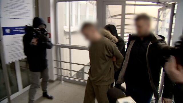 Miał grozić prezydentom i planować zamach na Sejm. Został aresztowany