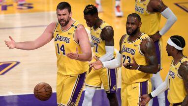 Szybki koniec Lakersów. Mistrzowie zawstydzeni i wyrzuceni
