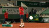 Federer awansował do 4. rundy French Open