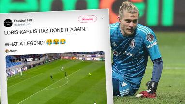 Znów to zrobił. Kuriozalny gol w Lidze Europy