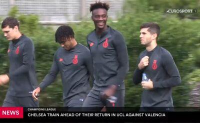 Chelsea gotowa na pierwszy mecz fazy grupowej Ligi Mistrzów