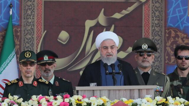 Iran chce przedstawić