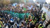 """""""Protest Tysiąca Miast"""" w Warszawie"""
