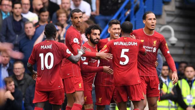 Liverpool się nie zatrzymuje. Stamford Bridge zdobyte
