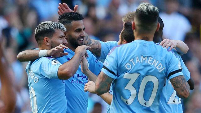 Bezlitosny Manchester City. Był o włos od strzeleckiego rekordu Premier League
