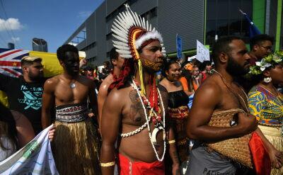 Protesty na rzecz klimatu w regionie Pacyfiku