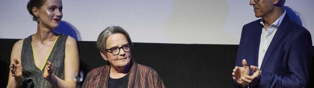 Agnieszka Holland laureatką gdyńskich Złotych Lwów