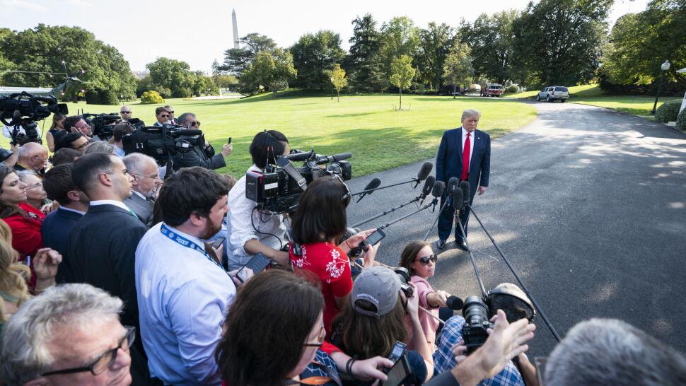 """Trump """"nie jest teraz gotowy"""" na spotkanie z Kimem"""