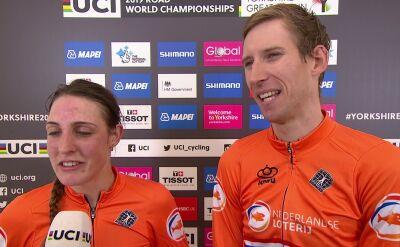 Brand i Mollema po triumfie w wyścigu sztafet mieszanych