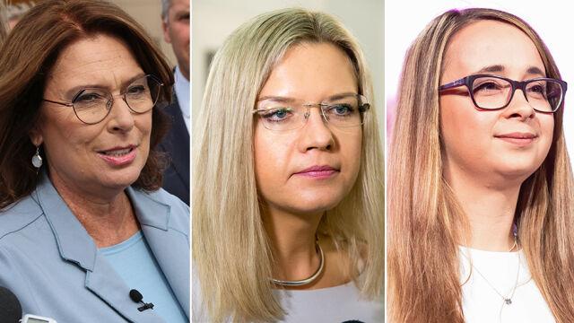 """Kobiety na listach do Sejmu. Parytet zachowany, ale """"jedynek"""" niewiele"""
