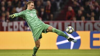 Bayern murem za swoim bramkarzem.
