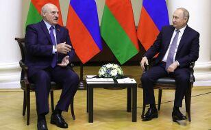 Czy Rosja wchłonie Białoruś?