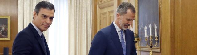 Król nie poradził. Hiszpanie znów pójdą na wybory