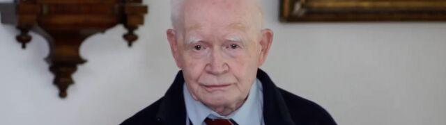 Strzembosz apeluje do premiera Morawieckiego