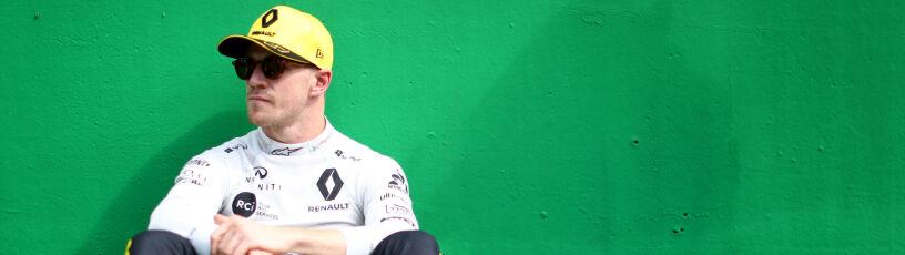 """Woli odejść z F1, niż przejść do Williamsa. """"Nie chcę jeździć z tyłu"""""""