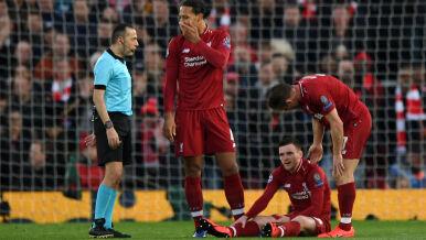 Robertson nie wytrzymał krytyki po meczu z Napoli
