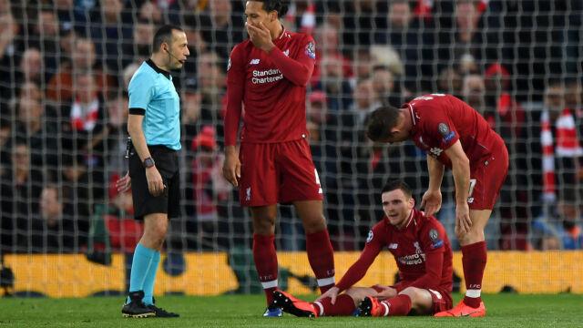 Piłkarz Liverpoolu nie wytrzymał krytyki po meczu z Napoli