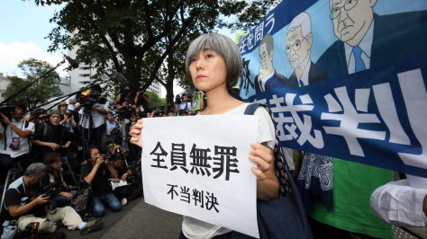 Stanęli przed sądem po katastrofie w Fukushimie. Byli szefowie uniewinnieni